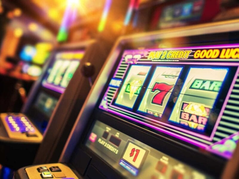 Win Cash While Playing Free Slots Games!